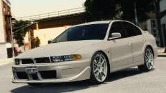 Mitsubishi Galant8 VR-4 für GTA 4