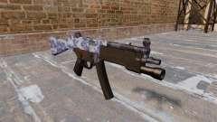 Die HK MP5 Maschinenpistole