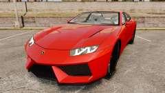 Lamborghini Estoque Concept 2008