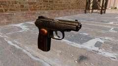 Le Pistolet Makarov