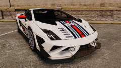 Lamborghini Gallardo LP570-4 Martini Raging
