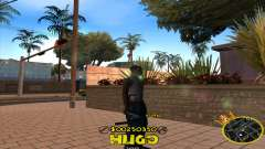 C-HUD Vagos by Hugo pour GTA San Andreas