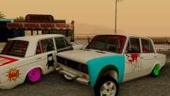 VAZ 2106 Krämpfe für GTA San Andreas