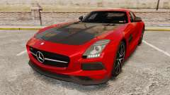 Mercedes-Benz SLS 2014 AMG GT Final Edition für GTA 4