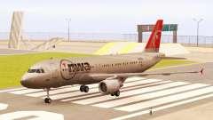 Airbus A320 NWA