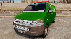 Volkswagen Transporter T5 Hungarian Post [ELS]
