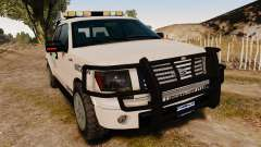 Ford F-150 2010 Liberty City Service Truck [ELS]