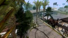 New Grove Street v3.0 pour GTA San Andreas
