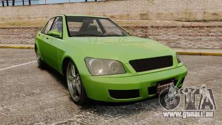 Sultan New Wheel für GTA 4