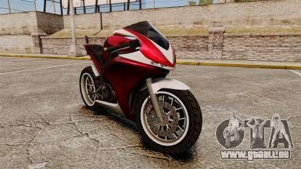 GTA IV TBoGT Dinka Double T pour GTA 4