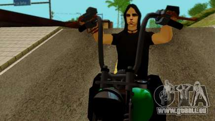 Glenn Danzig Skin pour GTA San Andreas