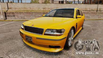 Ubermacht Oracle XL tuning pour GTA 4