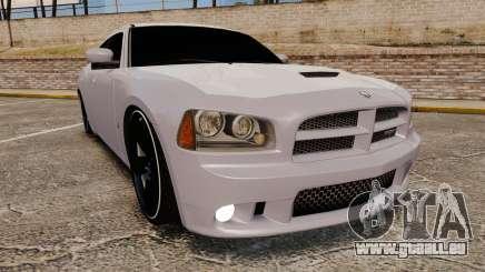 Dodge Charger SRT8 2007 pour GTA 4