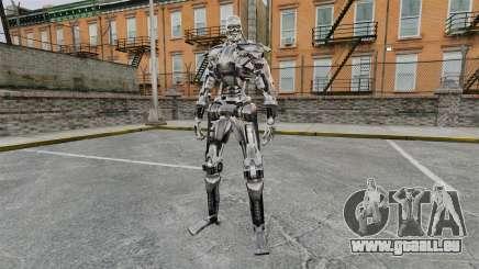Terminator T-800 für GTA 4