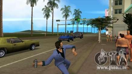 Des micros, des bombes de fumée pour GTA Vice City