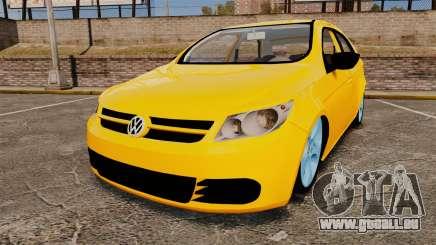 Volkswagen Gol G5 3 Puertas pour GTA 4