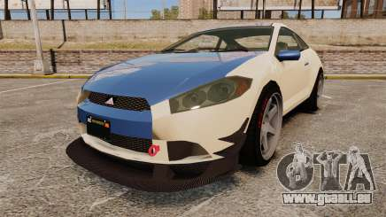GTA V Maibatsu Penumbra für GTA 4