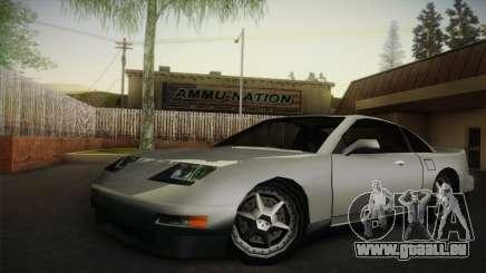 New Euros V1 pour GTA San Andreas