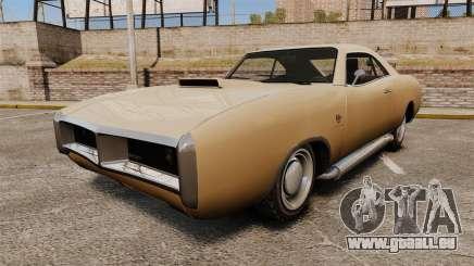 Imponte Dukes new wheels pour GTA 4