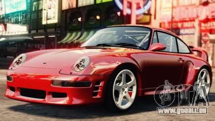 RUF CTR2 1995 pour GTA 4