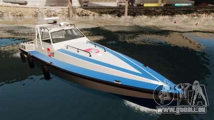 Predator U.S. Coast Guard für GTA 4