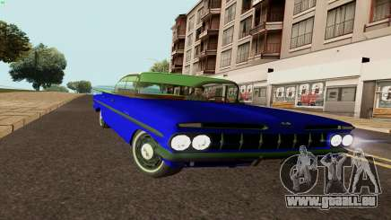 Chevrolet Bel Air De 1959 pour GTA San Andreas