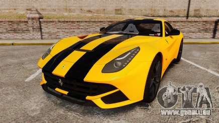 Ferrari F12 Berlinetta 2013 [EPM] Black bars pour GTA 4