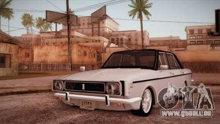 Peykan 48 Blackroof für GTA San Andreas