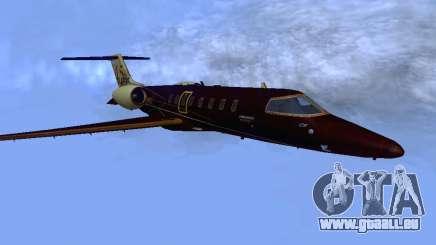 Bombardier Learjet 45 pour GTA San Andreas