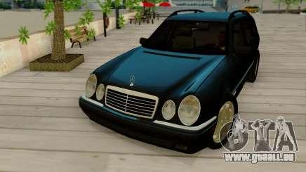 Mercedes-Benz E320 Wagon pour GTA San Andreas