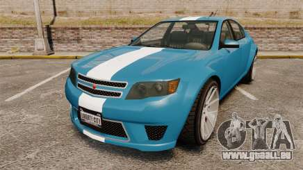 GTA V Cheval Fugitive new wheels pour GTA 4