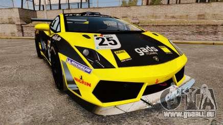 Lamborghini Gallardo LP560-4 GT3 2010 Gads pour GTA 4