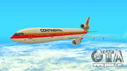 McDonnell Douglas MD-11 Continental Airlines für GTA San Andreas