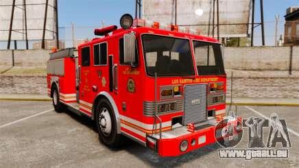 Fire Truck v1.4A LSFD [ELS] pour GTA 4