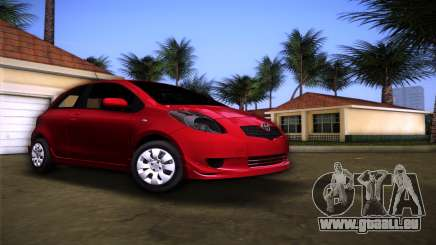 Toyota Yaris pour GTA Vice City