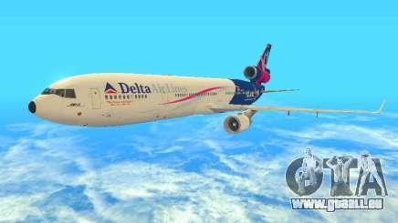 McDonnell Douglas MD-11 Delta Airlines für GTA San Andreas