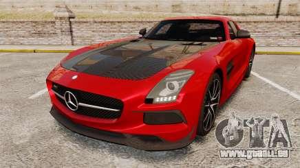 Mercedes-Benz SLS 2014 AMG GT Final Edition pour GTA 4