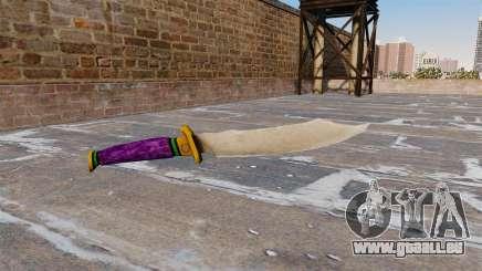 Couteau-Joker- pour GTA 4