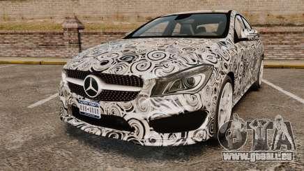 Mercedes-Benz CLA 250 2014 AMG Prototype für GTA 4