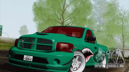Dodge Ram SRT10 Shark für GTA San Andreas