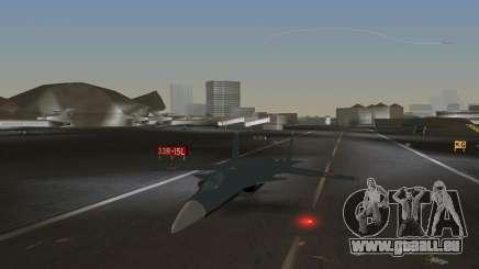 Su-47 Berkut für GTA Vice City