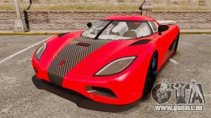 Koenigsegg Agera R [EPM] NFS pour GTA 4