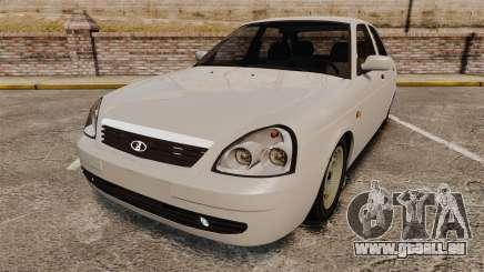 ВАЗ-Lada 2170 Priora v2.0 pour GTA 4