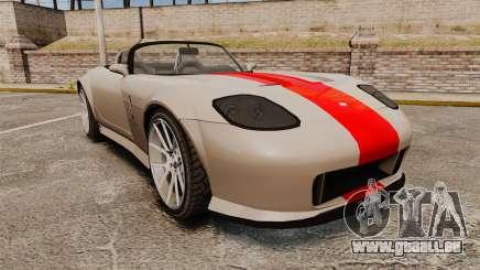 Bravado Banshee new wheels pour GTA 4