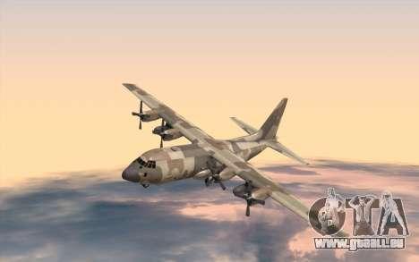 C-130H Hercules für GTA San Andreas