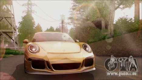 BRC ENB 2.0 pour GTA San Andreas troisième écran