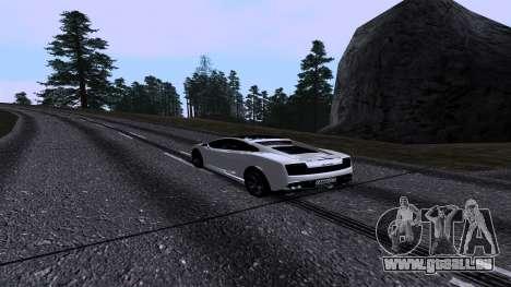 New Roads v2.0 pour GTA San Andreas dixième écran