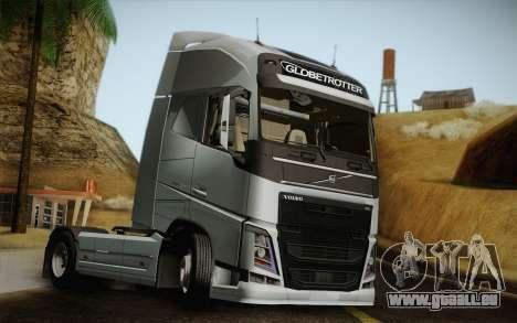 Volvo FH 750 2014 pour GTA San Andreas