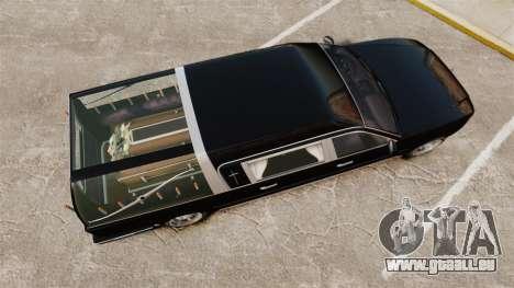 Albany Romero new wheels für GTA 4 rechte Ansicht