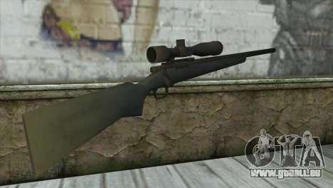 M40A1 Sniper Rifle pour GTA San Andreas deuxième écran